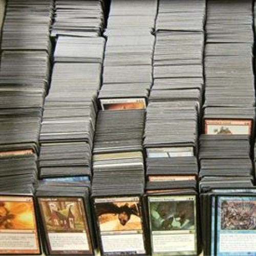 Magic the Gathering bundles og lots