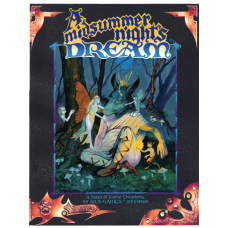 Ars Magica RPG: A Midsummer Nights Dream