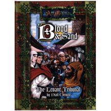Ars Magica RPG: Blood & Sand: The Levant Tribunal HC