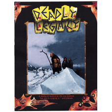 Ars Magica RPG: Deadly Legacy