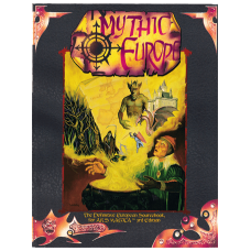 Ars Magica RPG: Mythic Europe
