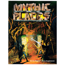 Ars Magica RPG: Mythic Places