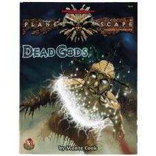 Advanced Dungeons & Dragons RPG Planescape: Dead Gods