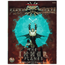 Advanced Dungeons & Dragons RPG Planescape: The Inner Planes