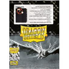 Dragon Shield: 18-Pocket Pages Clear (50 stk)