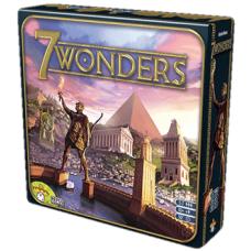 7 Wonders 2nd Edition