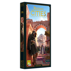7 Wonders 2nd Edition: Cities