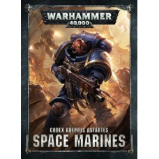Adaptus Astartes: Space Marines Codex