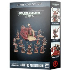 Adeptus Mechanicus: Start Collecting!