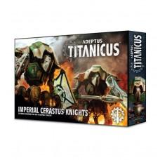 Adeptus Titanicus: Imperial Cerastus Knights