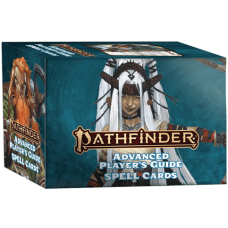 Pathfinder: Spell Cards: Advanced Player's Guide 2nd Edition