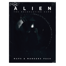 Alien RPG: Maps and Markers Pack