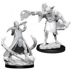 D&D: Arcanaloth & Ultroloth