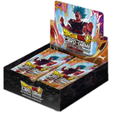 Dragon Ball Super Card Game - Archive Booster Display AB-01