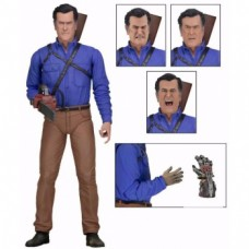 "Ash vs. Evil Dead TV-Series - Ultimate Ash 7"" Scale Deluxe Action Figure (3D-Cover)"