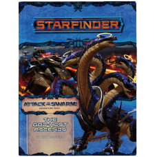 Starfinder Adventure Path #24: The God-Host Ascends (Attack of the Swarm! 6 of 6)