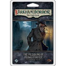 Barkham Horror: The Card Game – The Meddling of Meowlathotep: Scenario Pack