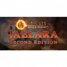 Genesis TCG: Battle of Champions - Jaelara Second Edition Display Box