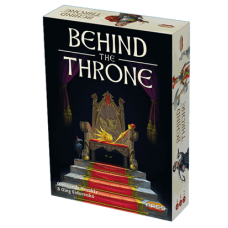 Behind the Throne