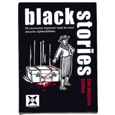 Black Stories: Shit Happens Edition (Norsk Utgave)