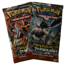 XY: Breakthrough booster pack