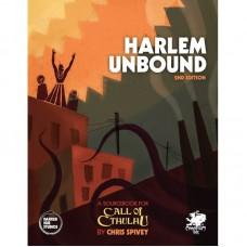 Call of Cthulhu RPG: Harlem Unbound 2nd Edition HC