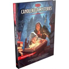 Dungeons & Dragons 5th Ed.: Candlekeep Mysteries HC