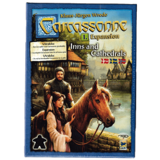 Carcassonne: Inns & Cathedrals (Nordic)