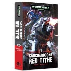 Carcharodons: Red Tithe TPB