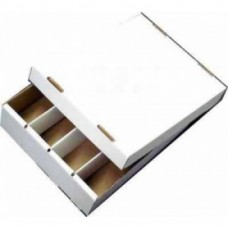 Cardbox with Lid for Storage of 4.000 Cards