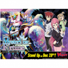 Cardfight!! Vanguard V - The Mysterious Fortune Extra Booster Display
