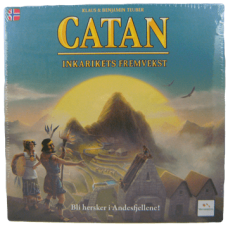 Catan Histories: Rise of the Inkas (Norsk Utgave)