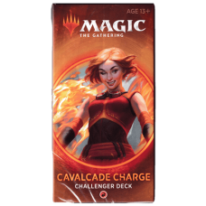2020 Challenger Deck: Cavalcade Charge