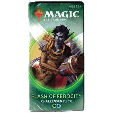 2020 Challenger Deck: Flash of Ferocity