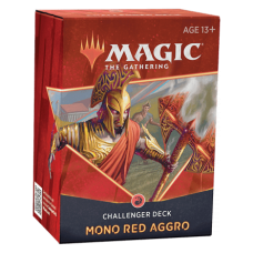 2021 Challenger Deck: Mono Red Aggro