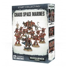 Chaos Space Marines: Start Collecting!