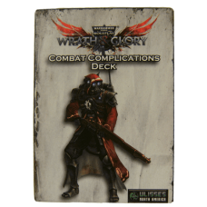 Warhammer 40K: Wrath & Glory RPG: Combat Complications Deck