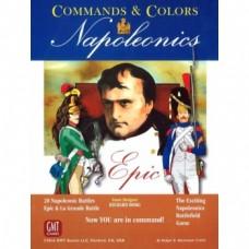 Commands & Colors: Napoleonics Epics