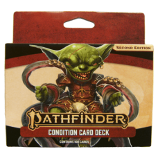 Pathfinder Condition Card Deck 2nd Edition