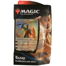 Magic Core 2021 Planeswalker Deck: Basri