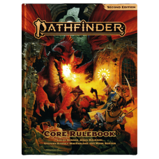 Pathfinder Core Rulebook 2nd Edition
