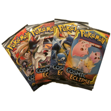 Sun & Moon: Cosmic Eclipse booster pack