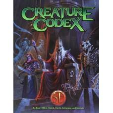 Creature Codex 5E HC