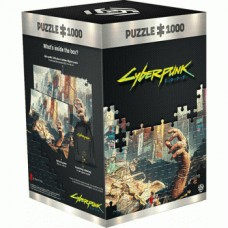 Cyberpunk 2077: Hand Puzzle 1000