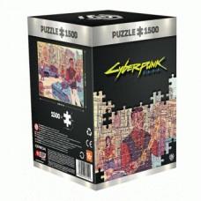 Cyberpunk 2077: Valentinos Puzzle 1500