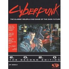 Cyberpunk 2020 RPG: Core Rulebook
