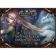 Dark Eye RPG: Advantages & Disadvantages Card Pack