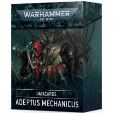 Adeptus Mechanicus: Datacards