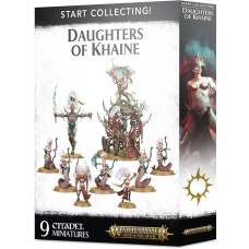 Daughters of Khaine: Start Collecting!