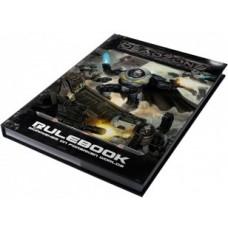 Deadzone 2nd Edition - Hardback Rulebook